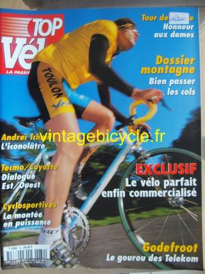 TOP VELO 2000 - 06 - N°39 juin 2000