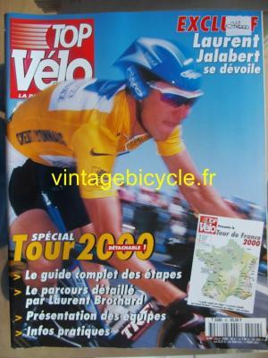 TOP VELO 2000 - 07 - N°40 juillet 2000