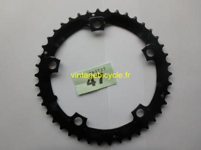 SHIMANO 42t Chainring SG-A 9S Steel bcd 130mm NOS