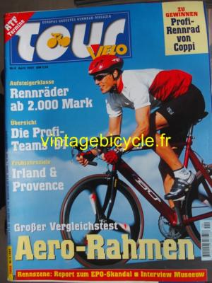 TOUR 1997 - 04 - N°4 avril 1997