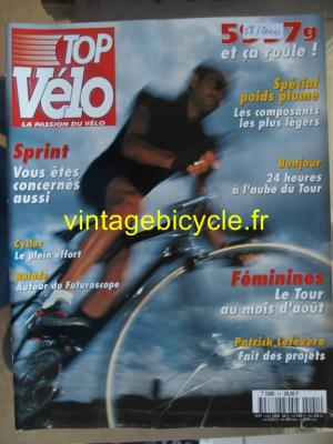 TOP VELO 2000 - 08 - N°41 aout 2000