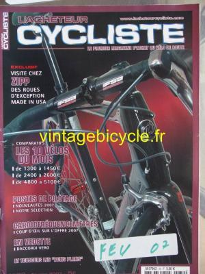 L'ACHETEUR CYCLISTE 2007 - 02 - N°39 fevrier 2007