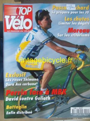 TOP VELO 2000 - 09 - N°42 septembre 2000