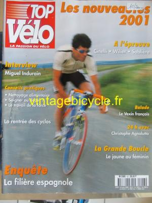 TOP VELO 2000 - 10 - N°43 octobre 2000