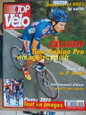 TOP VELO 2000 - 11 - N°44 novembre 2000