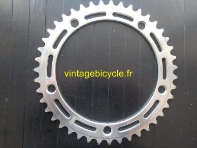 CAMPAGNOLO RECORD 144 BCD Chainring aluminum 43t NOS