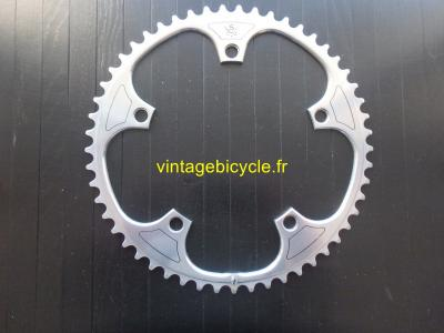 STRONGLIGHT 53t Road Chainring Aluminium 144 bcd VGC