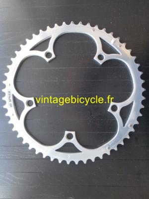 CAMPAGNOLO 53t RECORD 135 bcd Road Chainring 10 Speed VGC