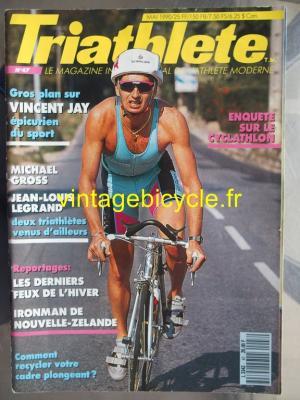 TRI-ATHLETE - 1990 - 05 - N°47 mai 1990