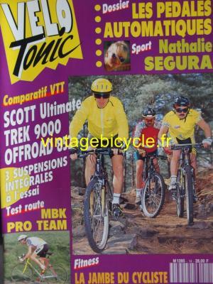 VELO TONIC 1992 - 05 - N°14 mai 1992
