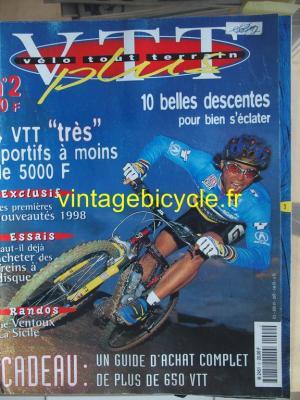 VELO TOUT TERRAIN 1997 - 06 - N°2 juin 1997