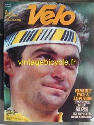 VELO 1983 - 01 - N°174 janvier 1983