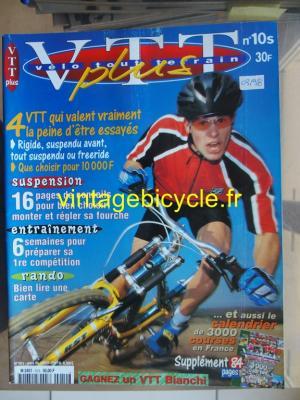 VELO TOUT TERRAIN 1998 - 03 - N°10 mars 1998
