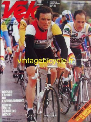 VELO 1984 - 03 - N°186 mars 1984