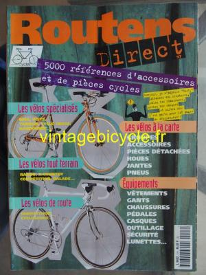 ROUTENS DIRECT 1997