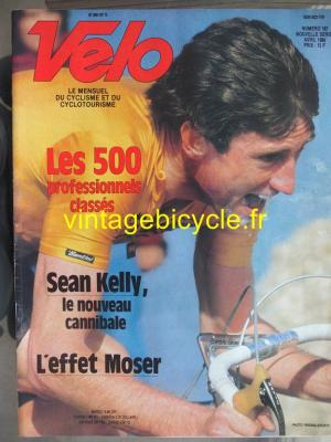 VELO 1984 - 04 - N°187 avril 1984