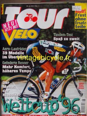 TOUR 1996 - 06 - N°6 juin 1996