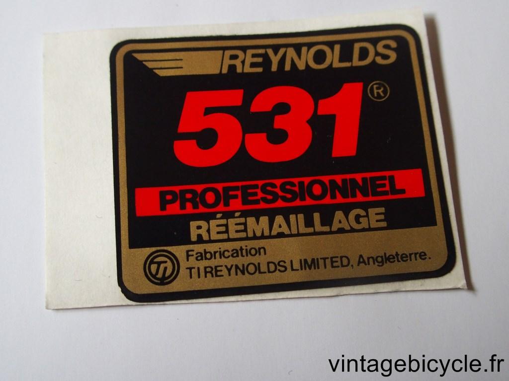 Autocollants TYPE TOUR DE FRANCE ORIGINAL neuf 1960//70/'s Vintage NOS sticker.