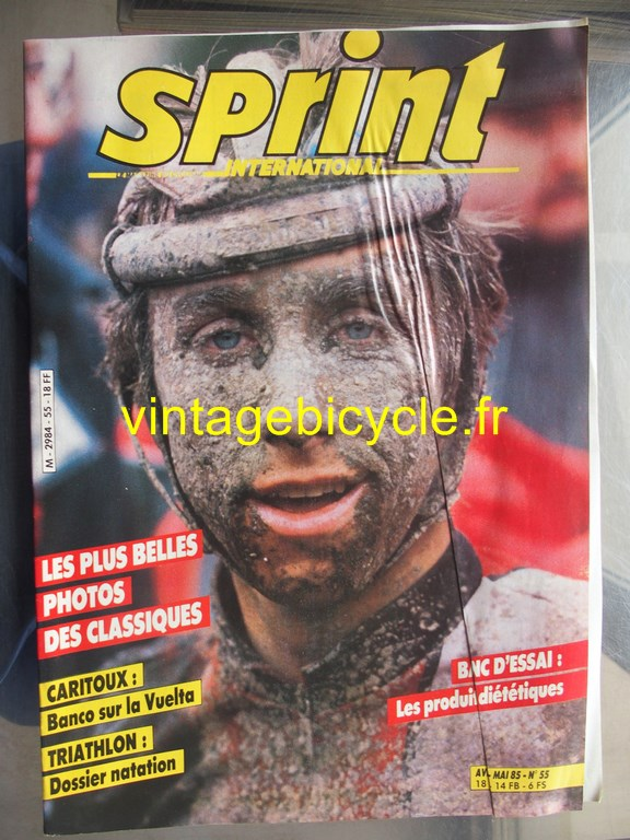 Vintage bicycle fr 71 copier 2