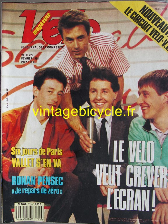 Vintage bicycle fr 72 copier 4