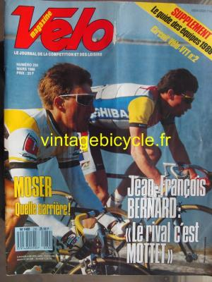 VELO 1988 - 03 - N°230 mars 1988