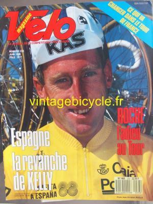 VELO 1988 - 06 - N°233 juin 1988