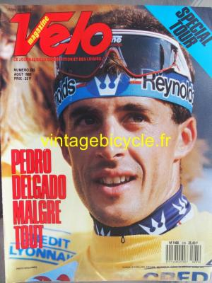 VELO 1988 - 08 - N°235 aout 1988