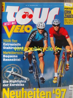 TOUR 1996 - 10 - N°10 octobre 1996