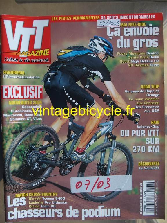 Vintage bicycle fr 83 copier