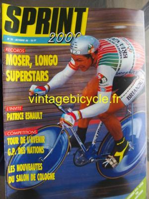SPRINT 2000 1986 - 10 - N°76 octobre 1986