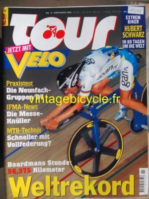 TOUR 1996 - 11 - N°11 novembre 1996