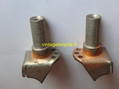 BRAKE BOSS CANTI and V-BRAKE Front - Steel (pair)