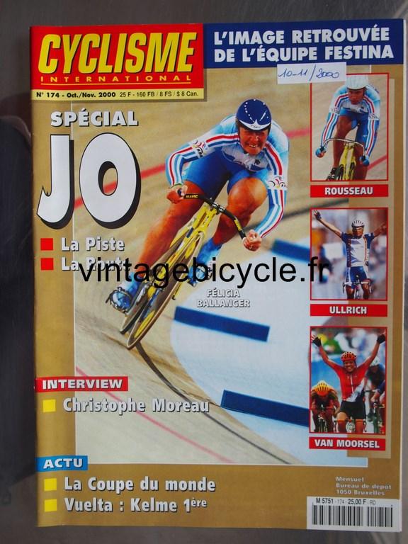 Vintage bicycle fr cyclisme international 18 copier