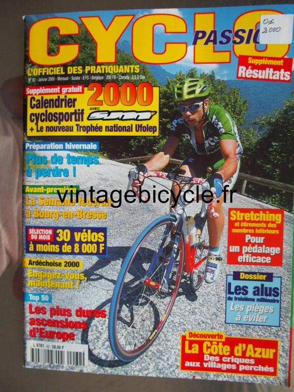 Vintage bicycle fr cyclo passion 1 copier