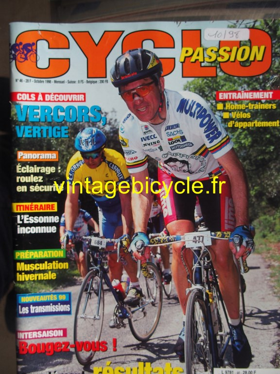 Vintage bicycle fr cyclo passion 11 copier 2