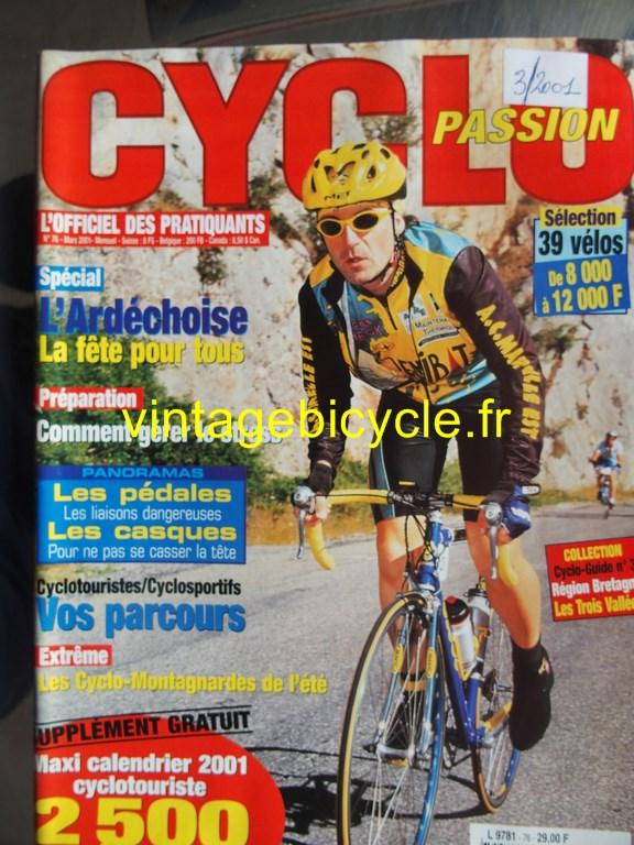 Vintage bicycle fr cyclo passion 13 copier