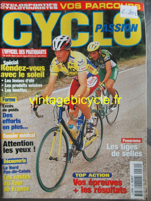 Vintage bicycle fr cyclo passion 15 copier