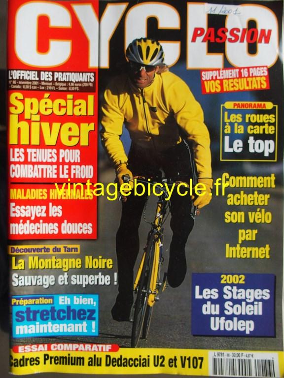 Vintage bicycle fr cyclo passion 19 copier