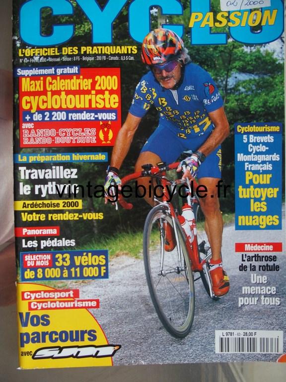 Vintage bicycle fr cyclo passion 2 copier