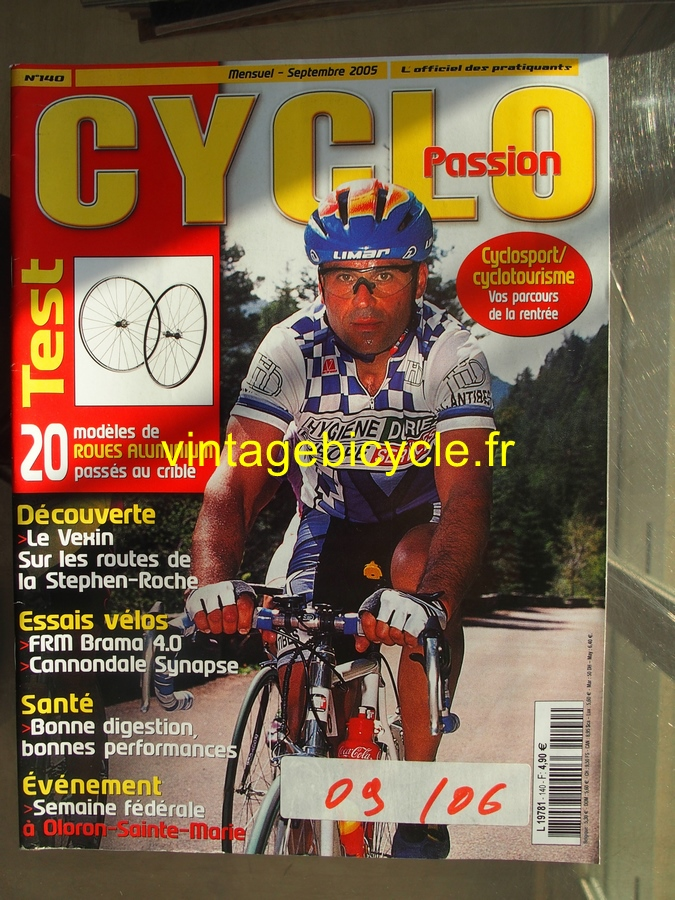Vintage bicycle fr cyclo passion 20170222 11 copier