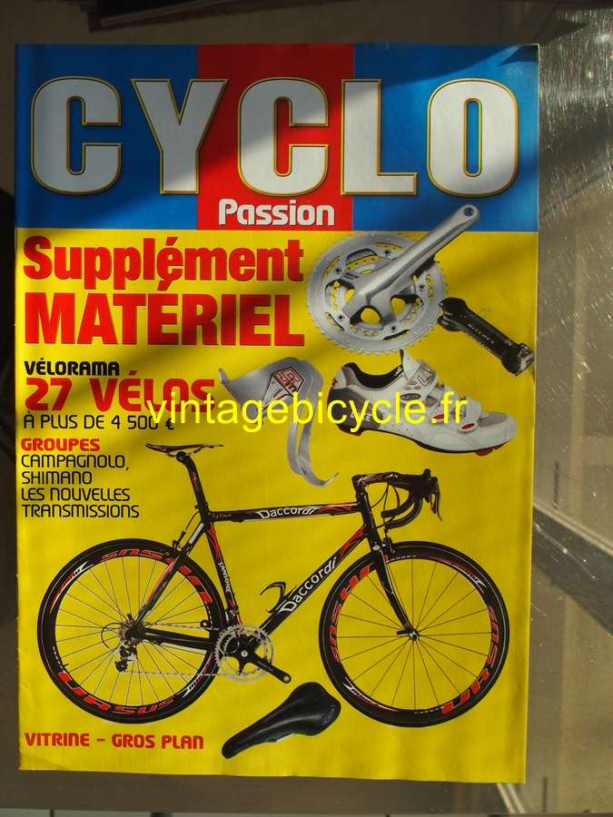Vintage bicycle fr cyclo passion 20170222 14 copier