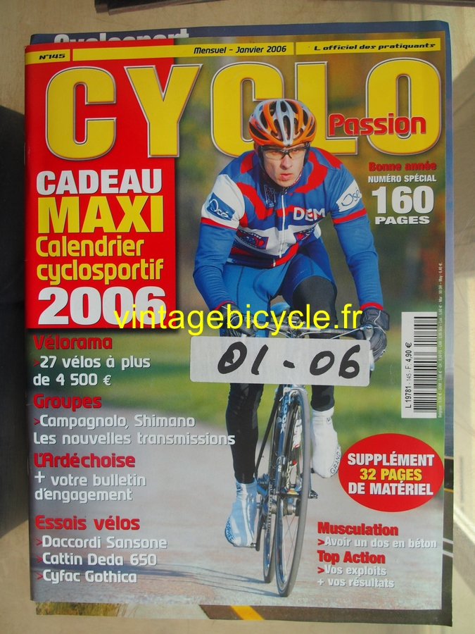 Vintage bicycle fr cyclo passion 20170222 16 copier