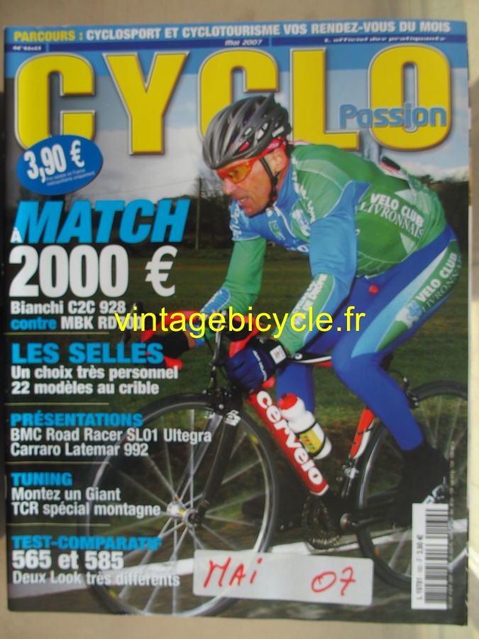 Vintage bicycle fr cyclo passion 20170222 27 copier