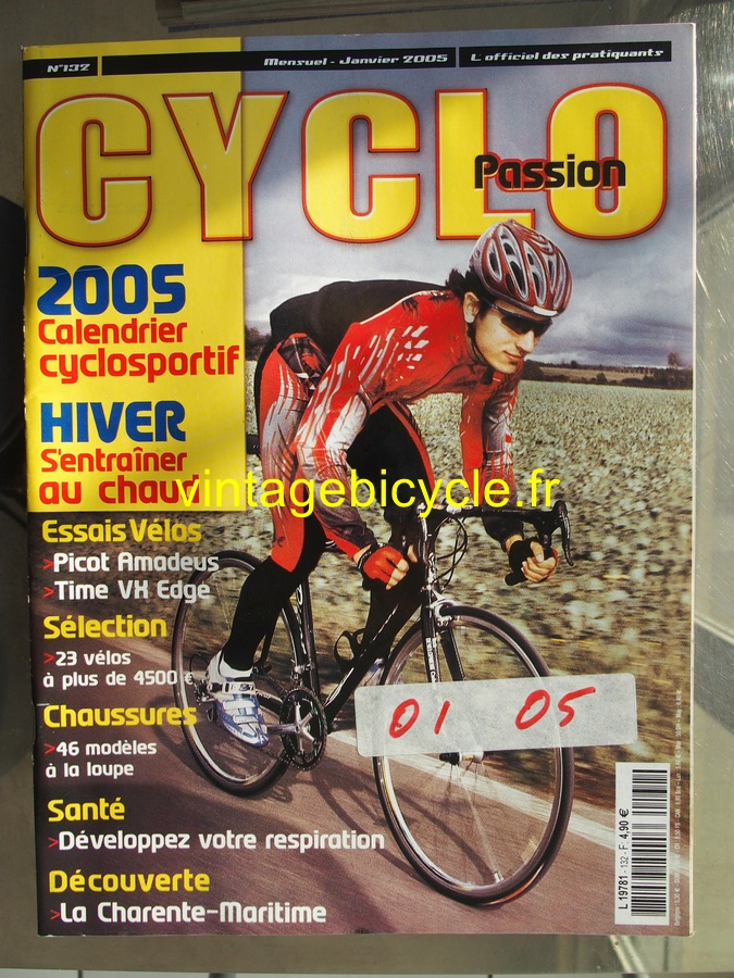 Vintage bicycle fr cyclo passion 20170222 6 copier