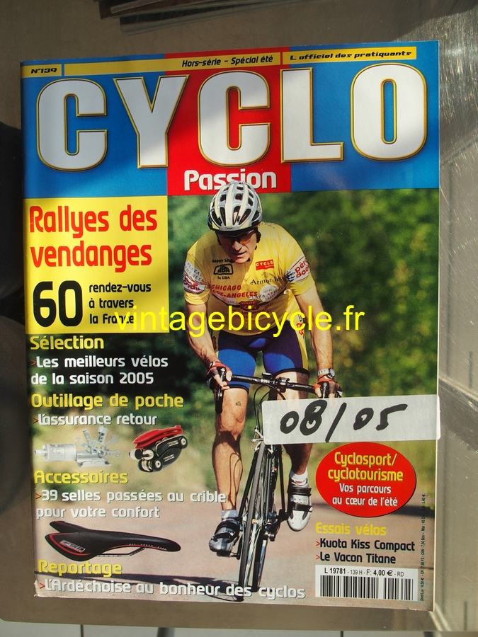 Vintage bicycle fr cyclo passion 20170222 8 copier
