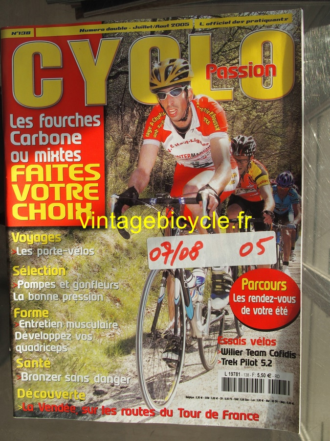 Vintage bicycle fr cyclo passion 20170222 9 copier