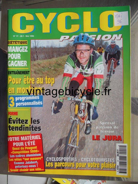 Vintage bicycle fr cyclo passion 4 copier 1