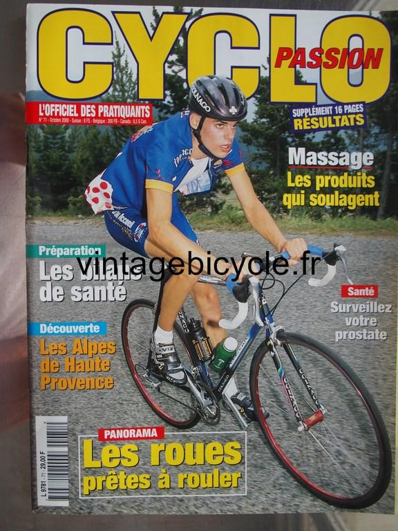 Vintage bicycle fr cyclo passion 9 copier
