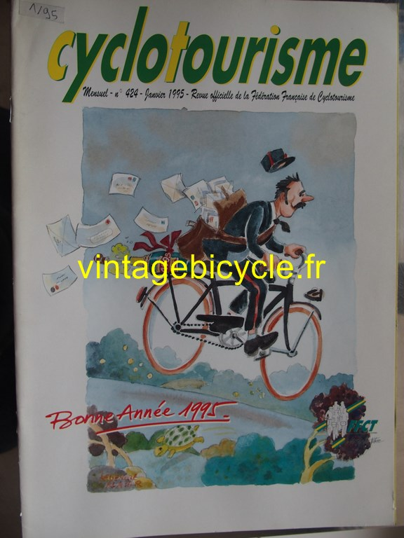 Vintage bicycle fr cyclotourisme 10 copier