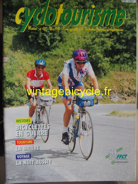 Vintage bicycle fr cyclotourisme 14 copier